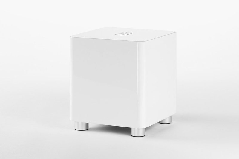 Sumiko Subwoofer S.0 White Lacquer