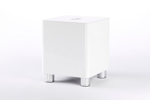 Sumiko Subwoofer S.5 White Lacquer