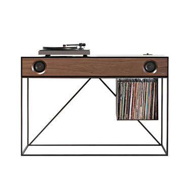 Symbol Audio Stereo Console Table Walnut
